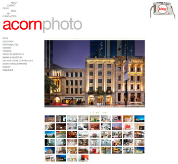 Acorn Photo Architecture & Interiors Gallery