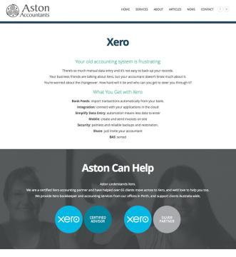 Aston Accountants Services