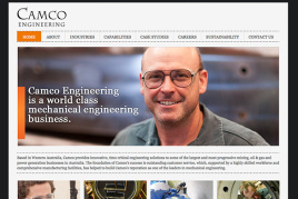 Engineering & Construction Websites