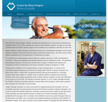 Centre for Heart Surgery About