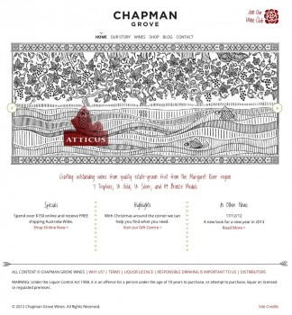 Chapman Grove Wines