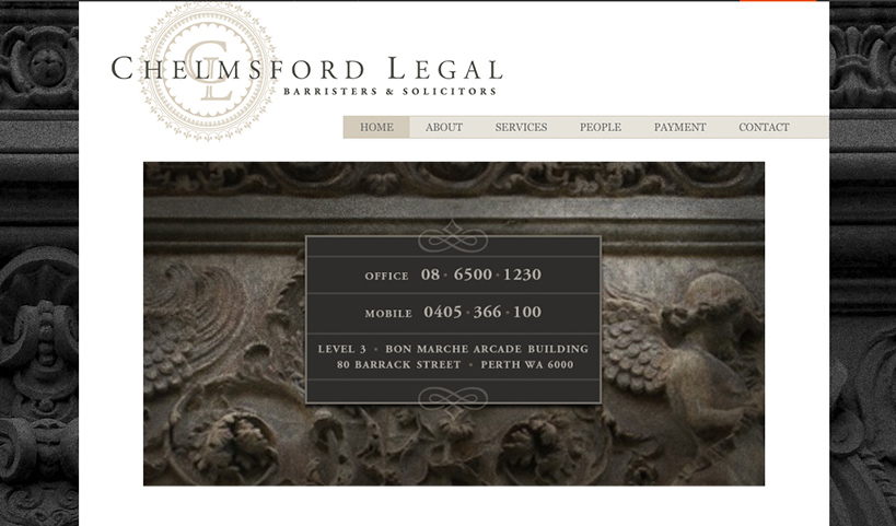 Chelmsford Legal Website Home