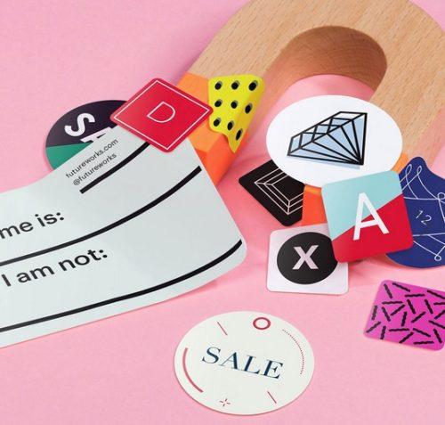 Custom Sticker Design