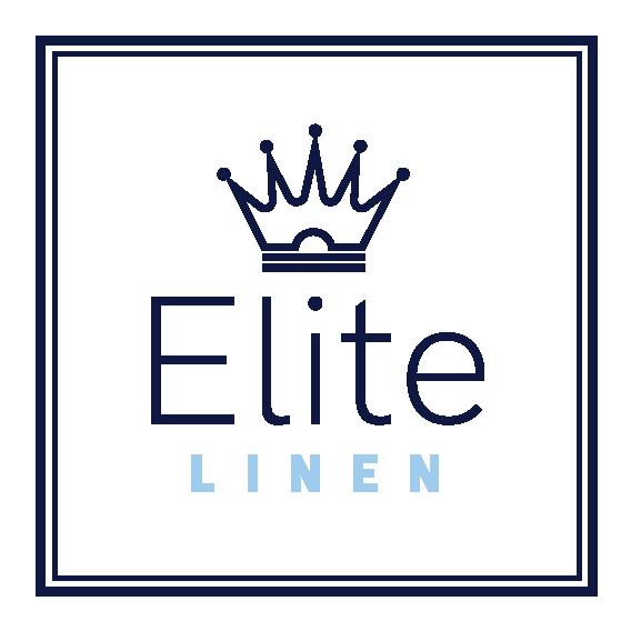 Elite Linen Logo - On White - RGB