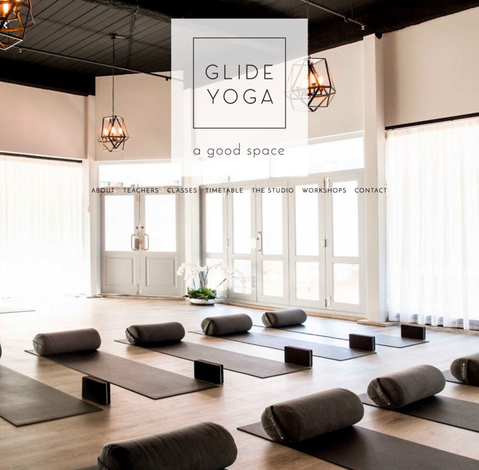 Glide Yoga Claremont Home