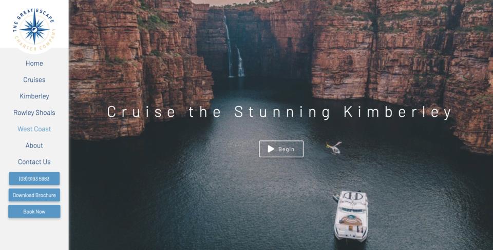 Great Escape Cruise Website 6