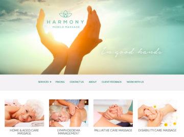 HarmonyMassageHome
