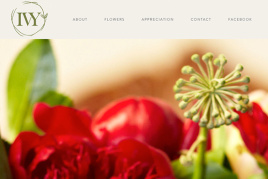 Garden Centre & Florist Websites