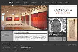 Galleries & The Arts Websites