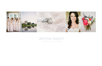 Jemma Keech Photography Website Welcome