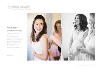 Jemma Keech Photography Weddings