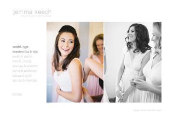 Jemma Keech Photography Weddings