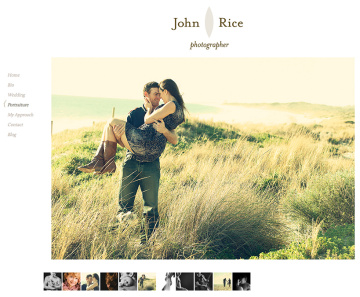 John Rice Photographer Portraiture