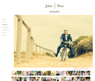 John Rice Photographer Weddings