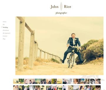 John Rice Photographer Weddings