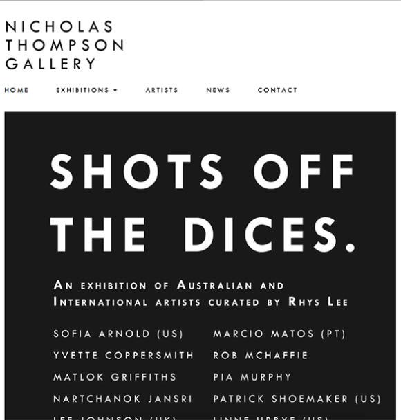 Nicholas Thompson Gallery