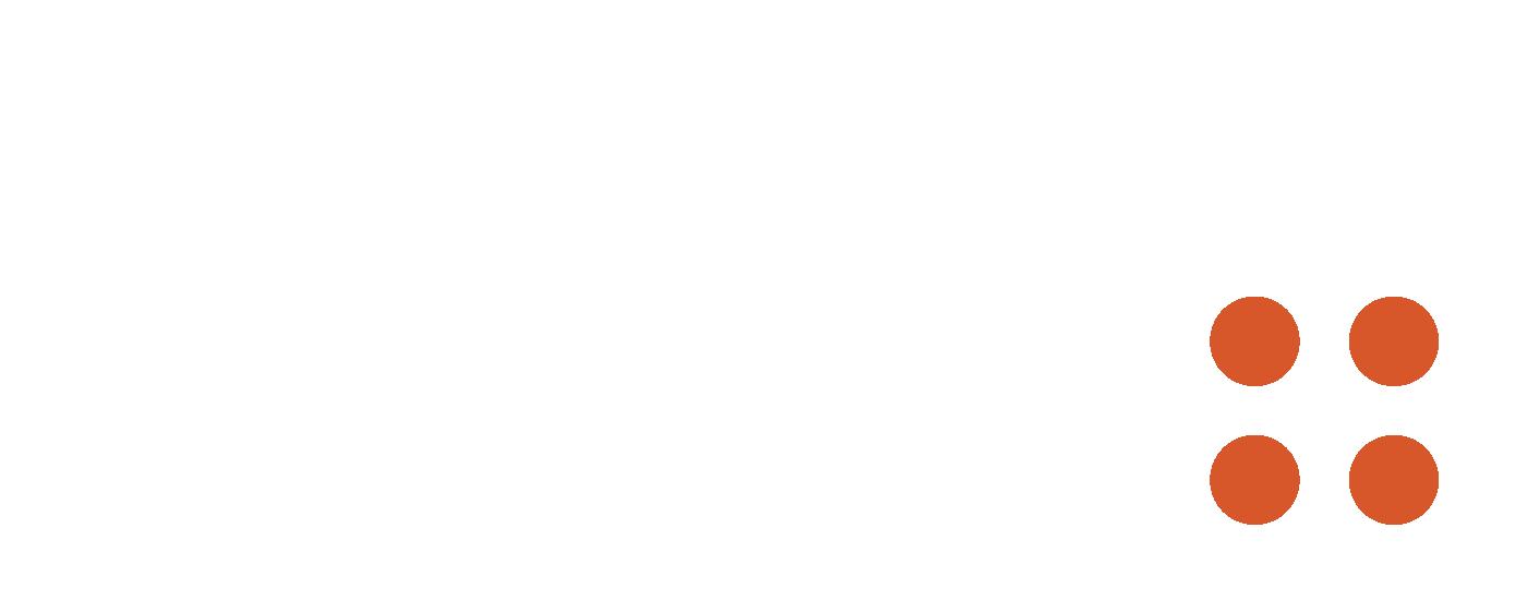 OM4 Logo RGB White