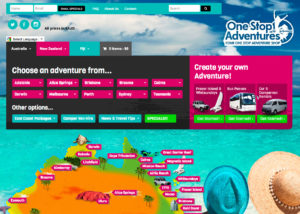 One Stop Adventures Home Page