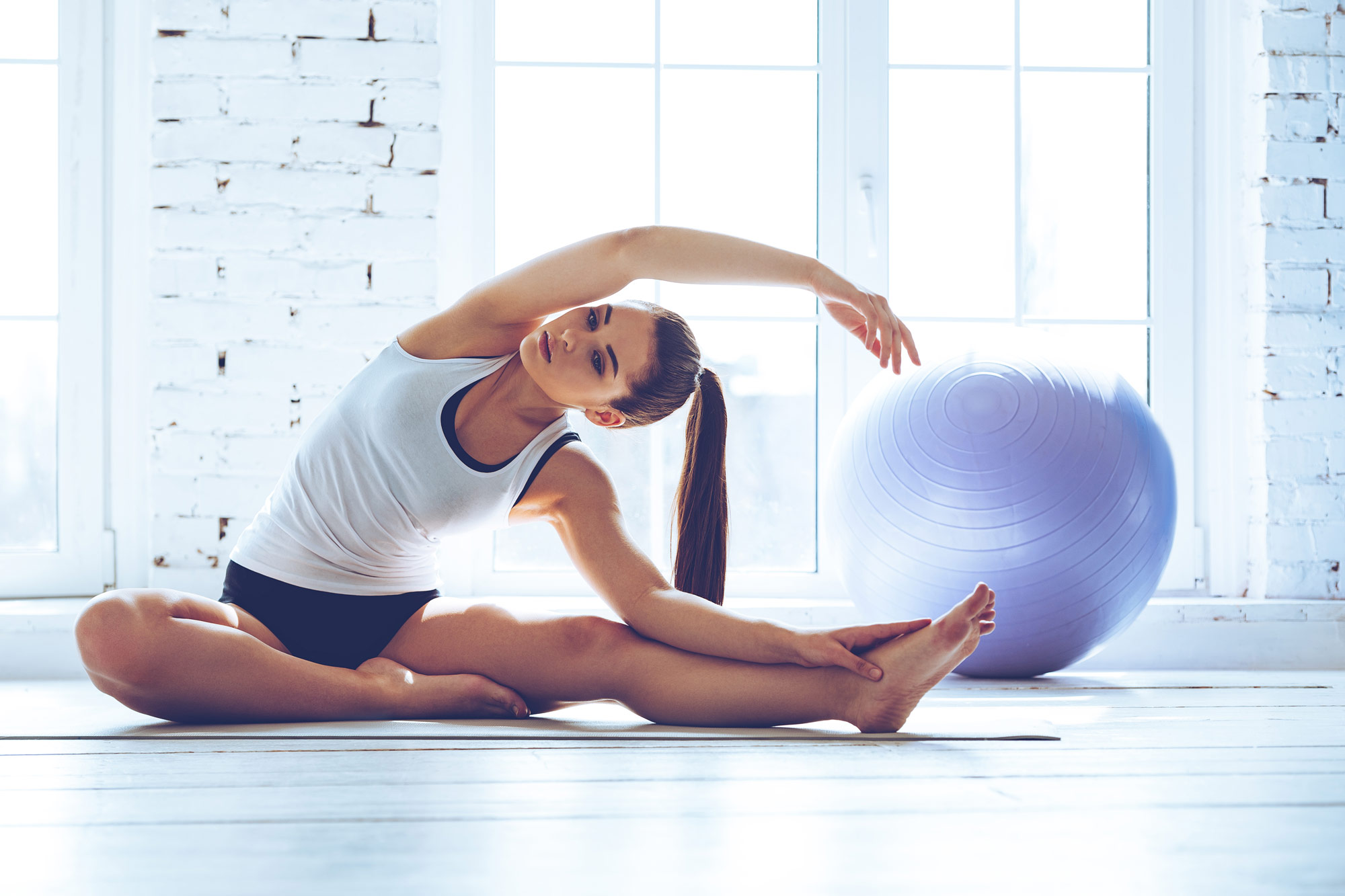 Pilates Yoga Website Industries
