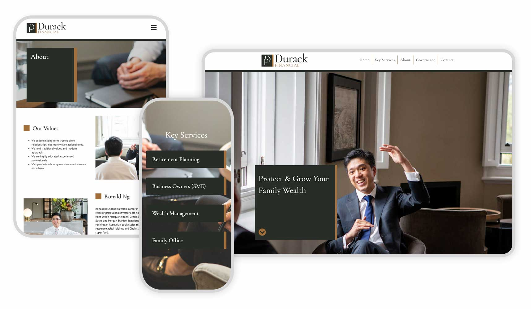 Responsive Graphic Durack Financial v1