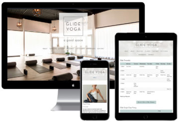 Responsive Graphic - Glide