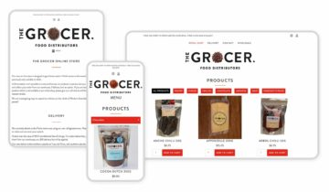 Responsive Graphic The Grocer Retail