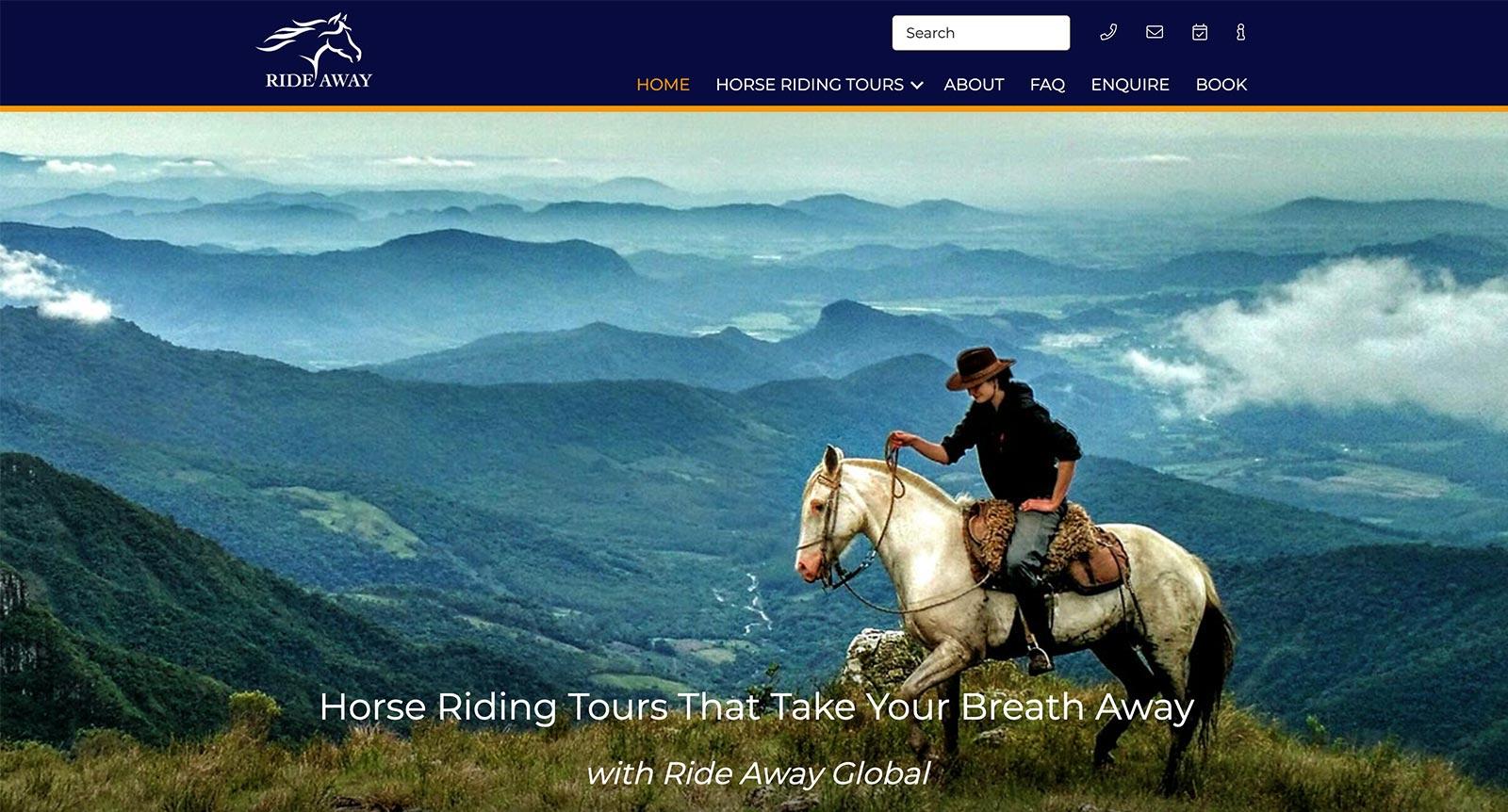 Ride Away Global Horse Riding Tours