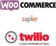 SMS-Zapier-WooCommerce-Twilio