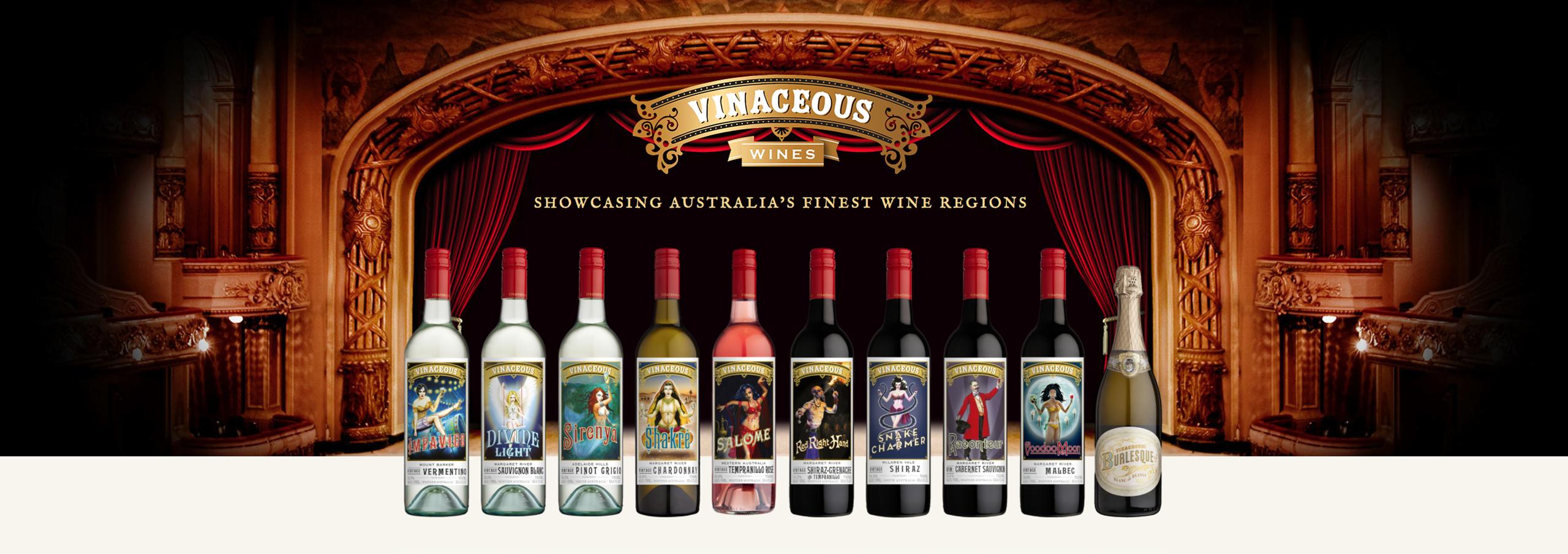 Vinaceous Banner