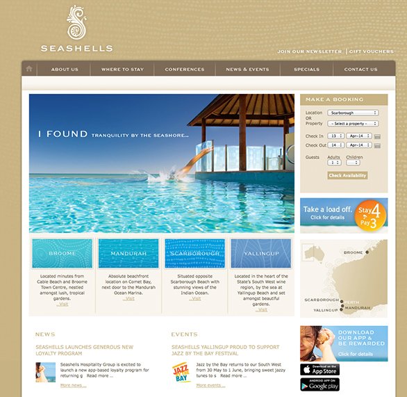 Seashells Hospitality Group