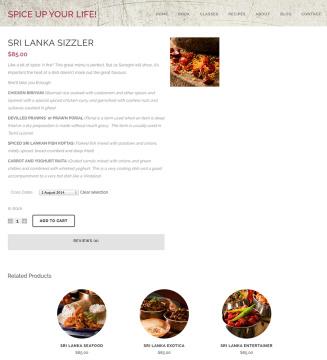 Sri Lanka Food Cooking Class