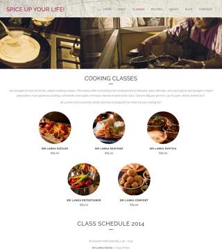 Sri Lanka Food Cooking Classes