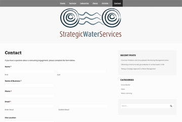 Strategic-Water-Services-Contact
