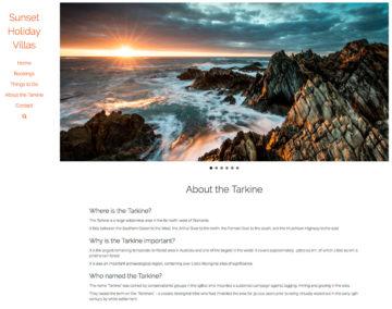 SunsetVillasTarkine