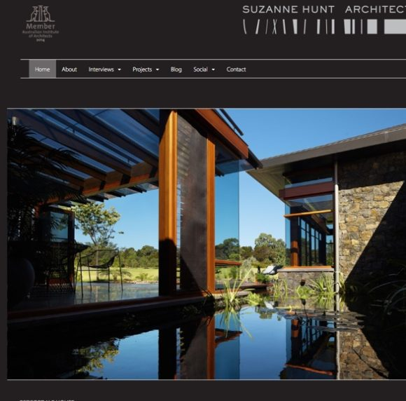 Suzanne Hunt Architect