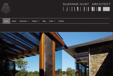 Suzanne Hunt Architect Web Home