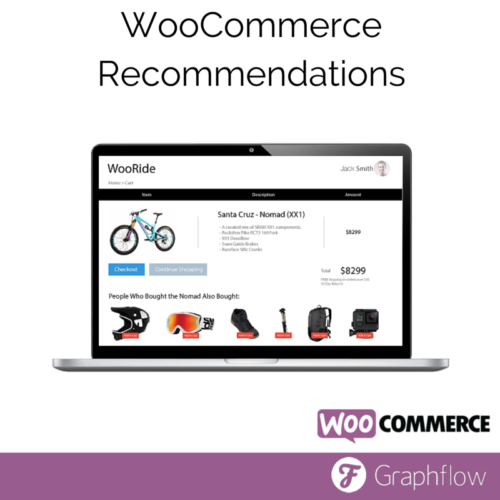 WooCommerce Recommendations