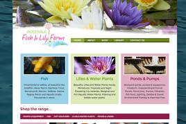 Garden Centre & Florist Websites