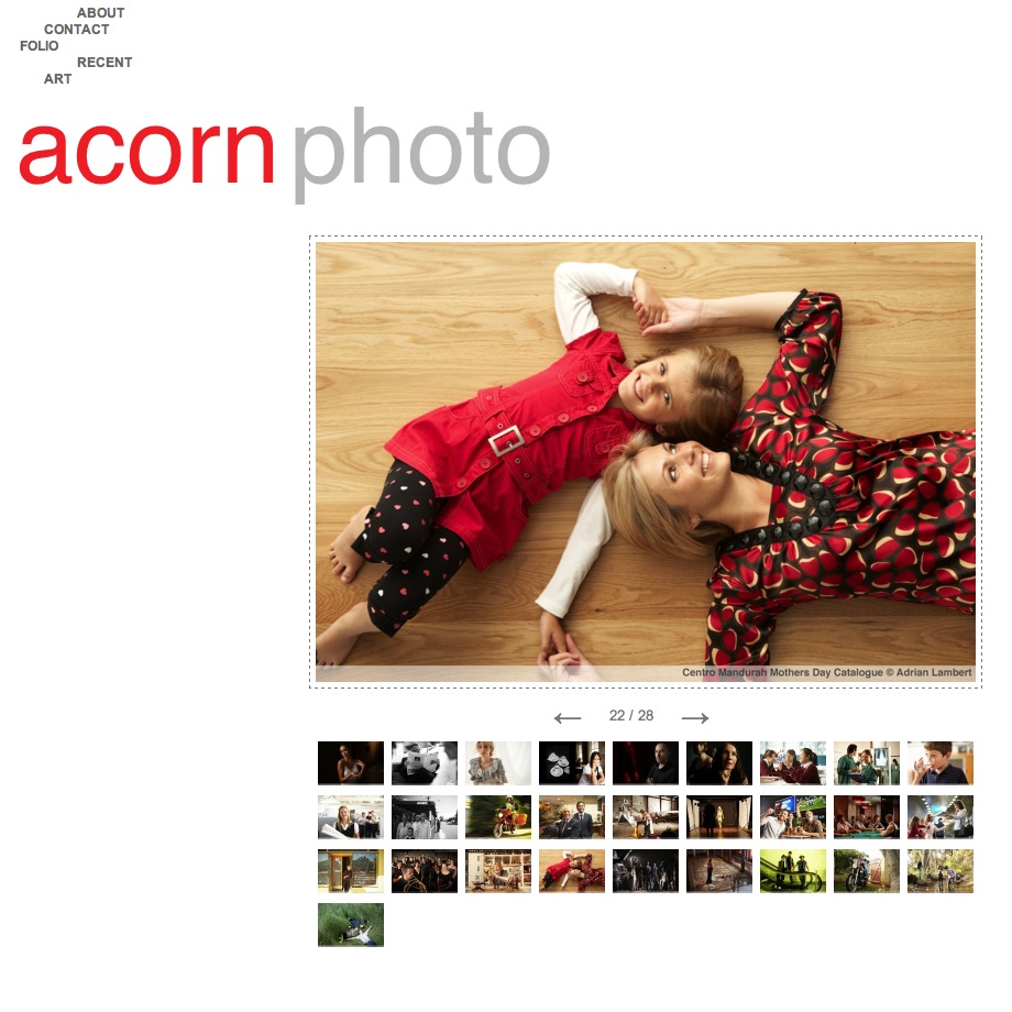 Acorn Photo