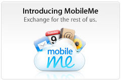 Apple MobileMe for small business