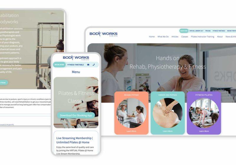 Responsive Graphic BodyWorks
