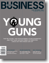 Dynamic Business Magazine Online Marketing Article by Rebecca Spicer