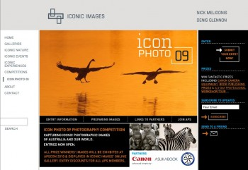Icon PHOTO 09 Photography Competition