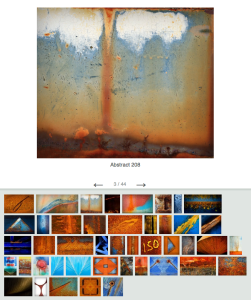 Layered Gallery Thumbnails