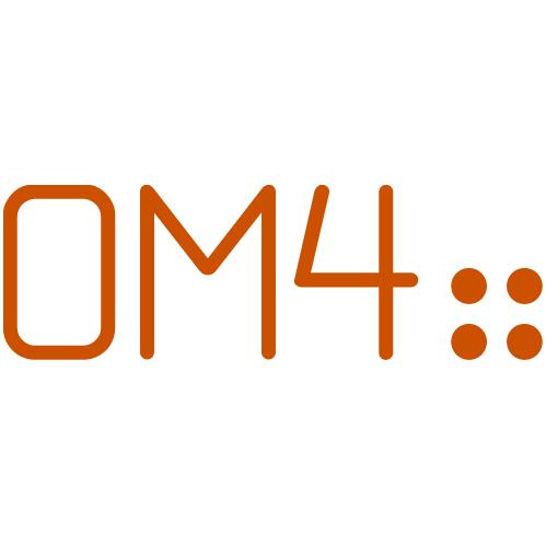 OM4 Logo