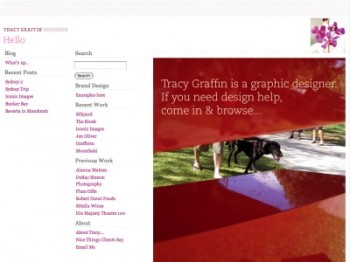 Tracy Graffin - Graphic Design - Brand Design