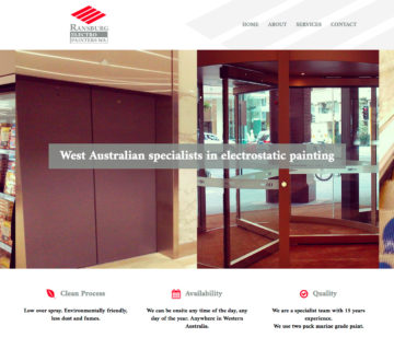 Ransburg Electro Static Painters WA - Home Page