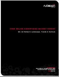 Rubicon 2008 Online Advertising Market Report