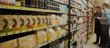 The Grocer - Shelves