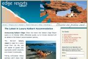 Kalbarri Accomodation: Kalbarri Edge Engages Visitor Attention